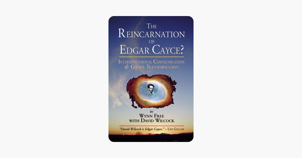 ‎The Reincarnation of Edgar Cayce?