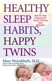 Healthy Sleep Habits, Happy Twins book