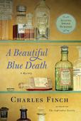A Beautiful Blue Death Book Cover