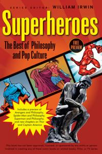 Superheroes Book Review