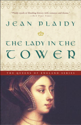 The Lady in the Tower - Jean Plaidy book
