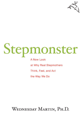 Stepmonster - Wednesday Martin book