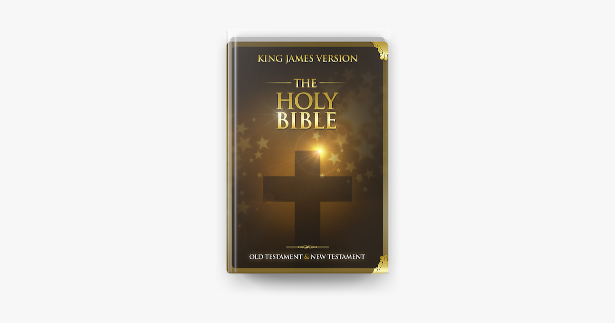 The Holy Bible King James Version - Various Authors