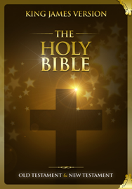 The Holy Bible King James Version book