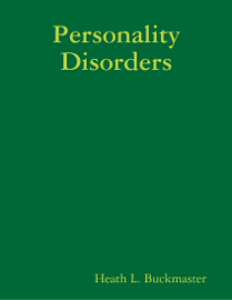Personality Disorders book