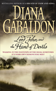 Lord John and the Hand of Devils Libro Cover