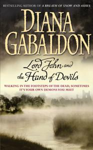 Lord John and the Hand of Devils Copertina del libro