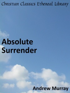 Absolute Surrender Book Cover
