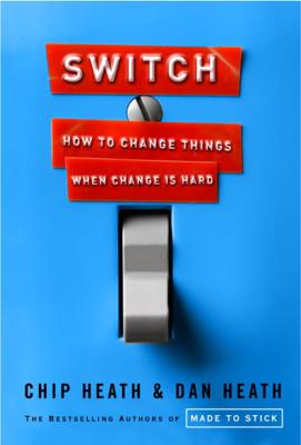 Switch - Chip Heath & Dan Heath book