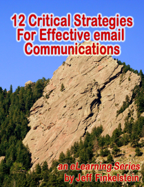 12 Critical Strategies for Effective Email Communication book