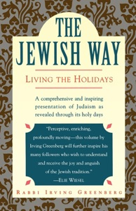 The Jewish Way Book Cover