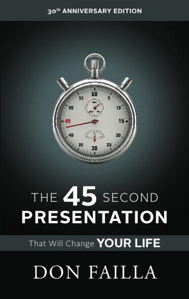The 45 Second Presentaion