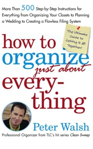 How to Organize (Just About) Everything Book Cover