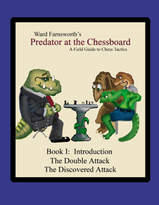 Predator at the Chessboard Libro Cover
