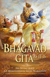 Bhagavad-gita As It Is book