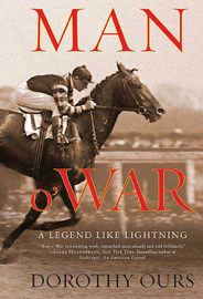 Man o' War book