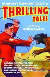 Mcsweeney S Mammoth Treasury Of Thrilling Tales