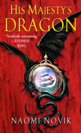 His Majesty's Dragon book