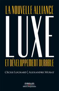 Luxe et développement durable La couverture du livre martien