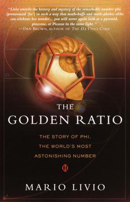 The Golden Ratio - Mario Livio book
