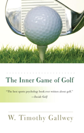 The Inner Game of Golf book