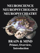 NEUROSCIENCE, NEUROPSYCHOLOGY, NEUROPSYCHIATRY, BRAIN & MIND:  Primer, Overview & Introduction