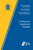 A Primer for Investment Trustees