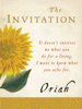 The Invitation - Oriah