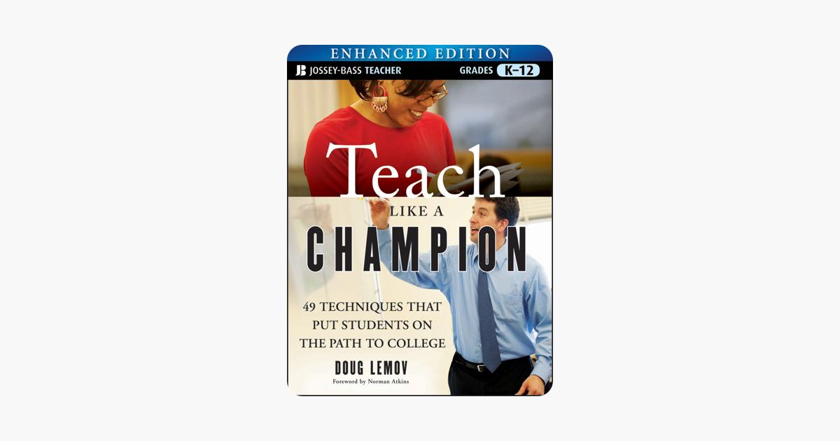 Teach Like a Champion 0 by Doug Lemov PDF Download