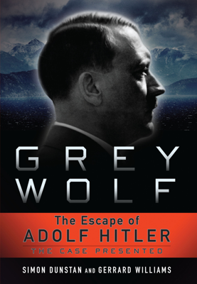 Grey Wolf - Simon Dunstan & Gerrard Williams book