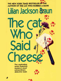 The Cat Who Said Cheese book