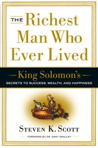 The Richest Man Who Ever Lived La couverture du livre martien