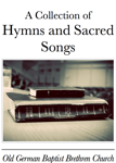 A Collection of Hymns and Sacred Songs