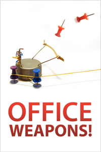Office Weapons! Book Review