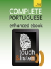 Complete Portuguese: Teach Yourself (Enhanced Edition) - Manuela Cook