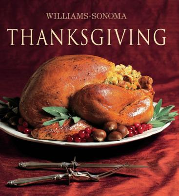 Williams-Sonoma Thanksgiving - Michael McLaughlin book