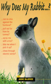 Why Does My Rabbit...? book