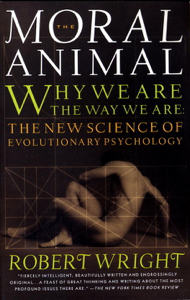 The Moral Animal Cover Book