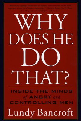 Why Does He Do That? - Lundy Bancroft book