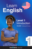 Learn English - Level 1: Introduction to English (Enhanced Version) Book Cover