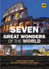 Automobile Association - Seven Great Wonders of The World artwork