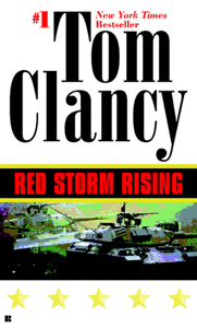 Red Storm Rising Book Cover