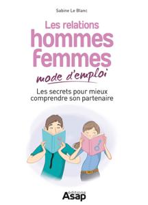 Les relations hommes-femmes mode d'emploi La couverture du livre martien