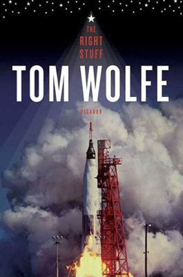 The Right Stuff - Tom Wolfe book