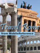 Rome & Lazio, Italy: Illustrated Travel Guide, Phrasebook & Maps (Mobi Travel)
