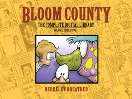 Bloom County - The Complete Digital Library, Vol. 3: 1983