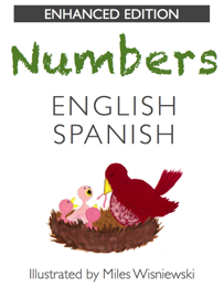 Spanish Numbers (Enhanced Edition) book