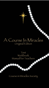 A Course In Miracles ((Original Edition)) ebook