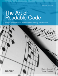 The Art of Readable Code book
