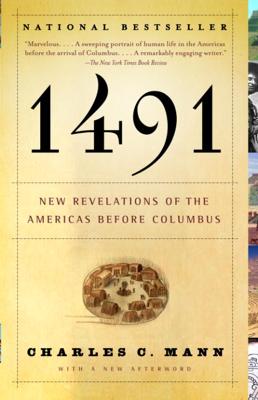 1491 (Second Edition) - Charles C. Mann book